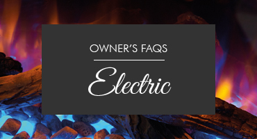 Electric Owner FAQs