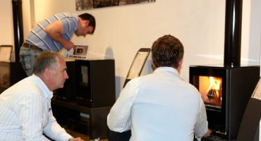 Importance of using accredited installer to install your wood burning stove