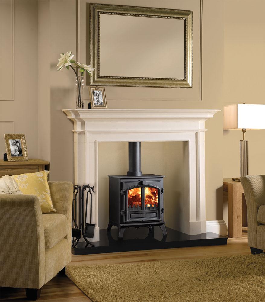 Greatest Wood Burning Stove With Mantle Yf84 Roccommunity