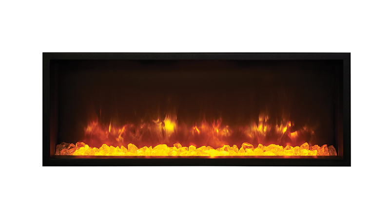 Radiance Inset Edge Electric Fires - Gazco Electric Fires