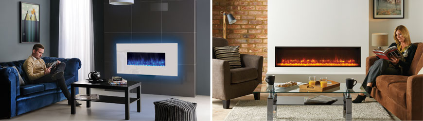 Radiance Electric Fires Stovax Gazco