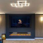 "Gazco eReflex 195R Electric fire – ""Sleek and Sophisticated"""