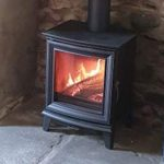 """Stovax Chesterfield 5 Wood burning stove – """"Beautiful, sleek and eco friendly"""""""