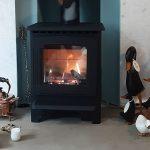 "Gazco Marlborough 2 Gas stove – ""Keeping the family cosy and warm, especially the grandchildren"""