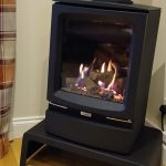 "Gazco Vogue Midi Gas Stove – ""Warm and practical focal point"""