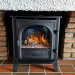 """Gazco Stockton 5 Electric stove – """"Great replacement for old gas stove"""""""