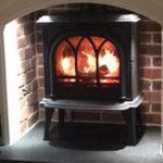 """Stovax Huntingdon 35 – """"Beautiful stove"""""""