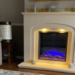 """Gazco eReflex 55R Electric fire – """"Thrilled with new fireplace"""""""