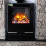 """Gazco Vision Small Electric stove – """"Amazing and so stylish"""""""