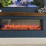 "Gazco eReflex 135R Electric fire – ""Warm and cosy"""