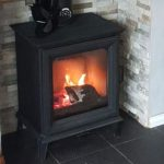 "Stovax Sheraton 5 – ""Great Stove – A perfect addition to our Living room."""