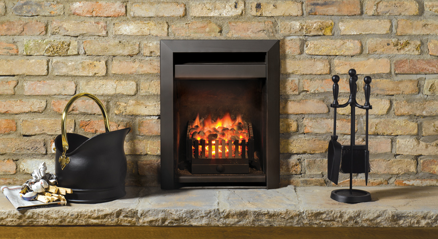 Riva Arts Wood Burning Stovax Open Convector Fires