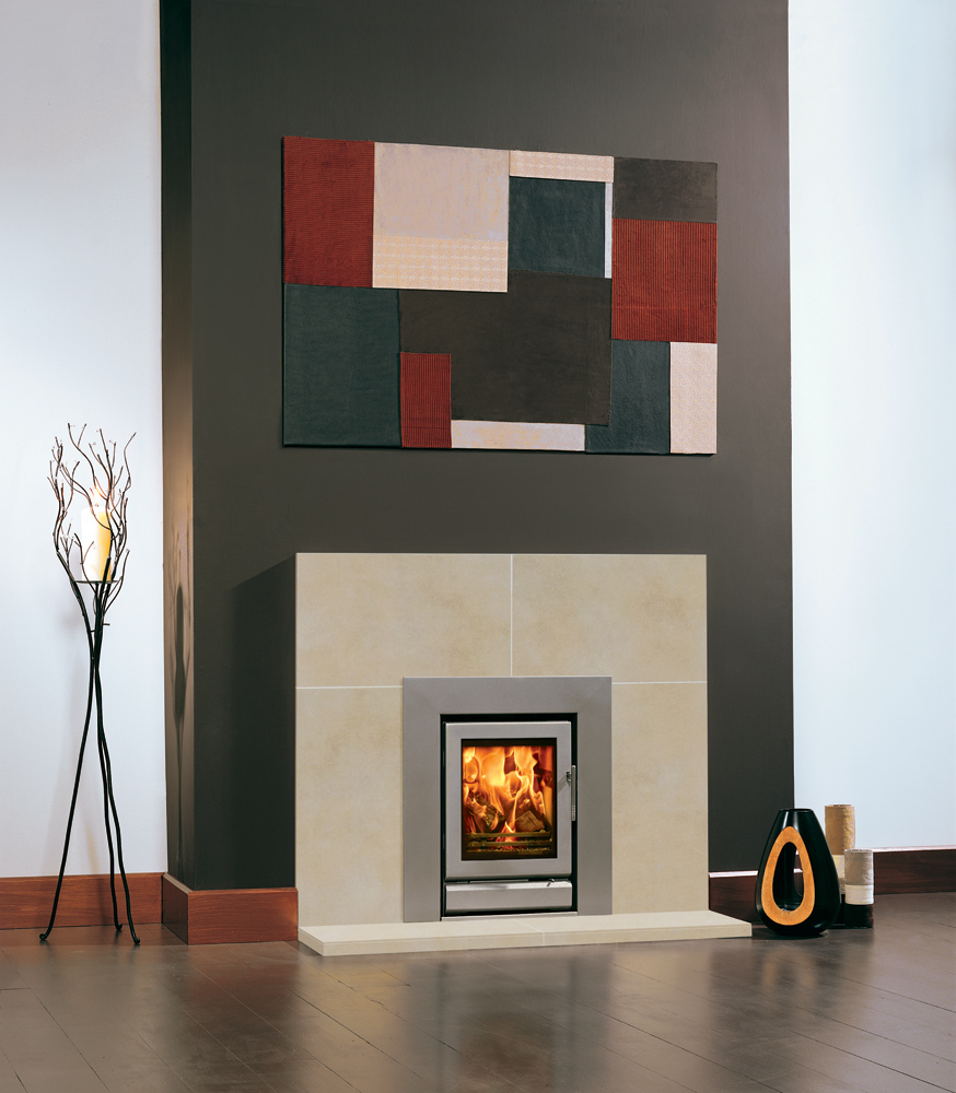 Riva 40 Wood Burning Inset Fires & Multi-fuel Inset Fires ...