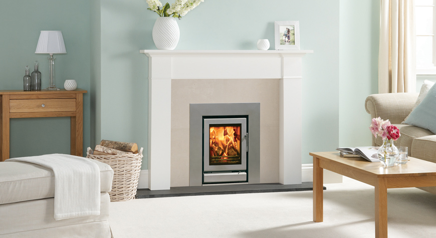 Riva 40 Wood Burning Inset Fires Amp Multi Fuel Inset Fires