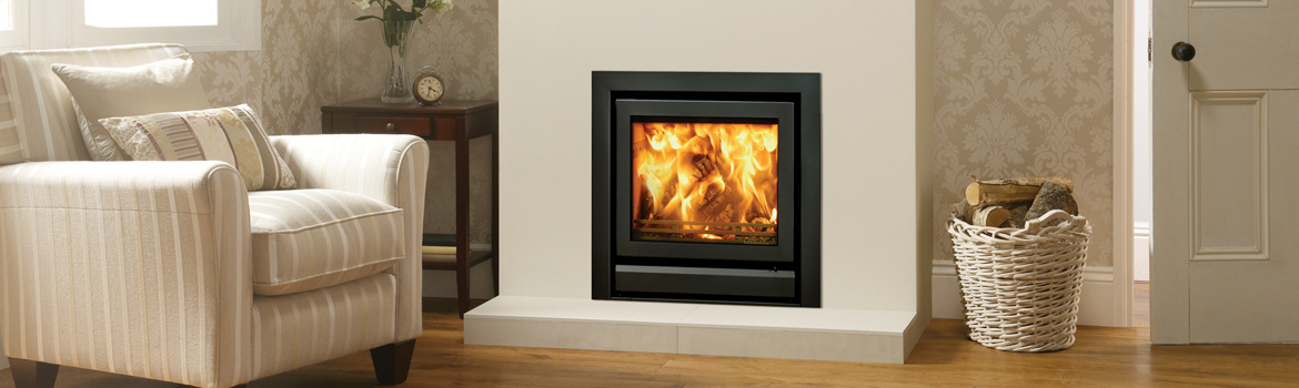 Riva Wood Burning Inset Fires & Multi-fuel Inset Fires