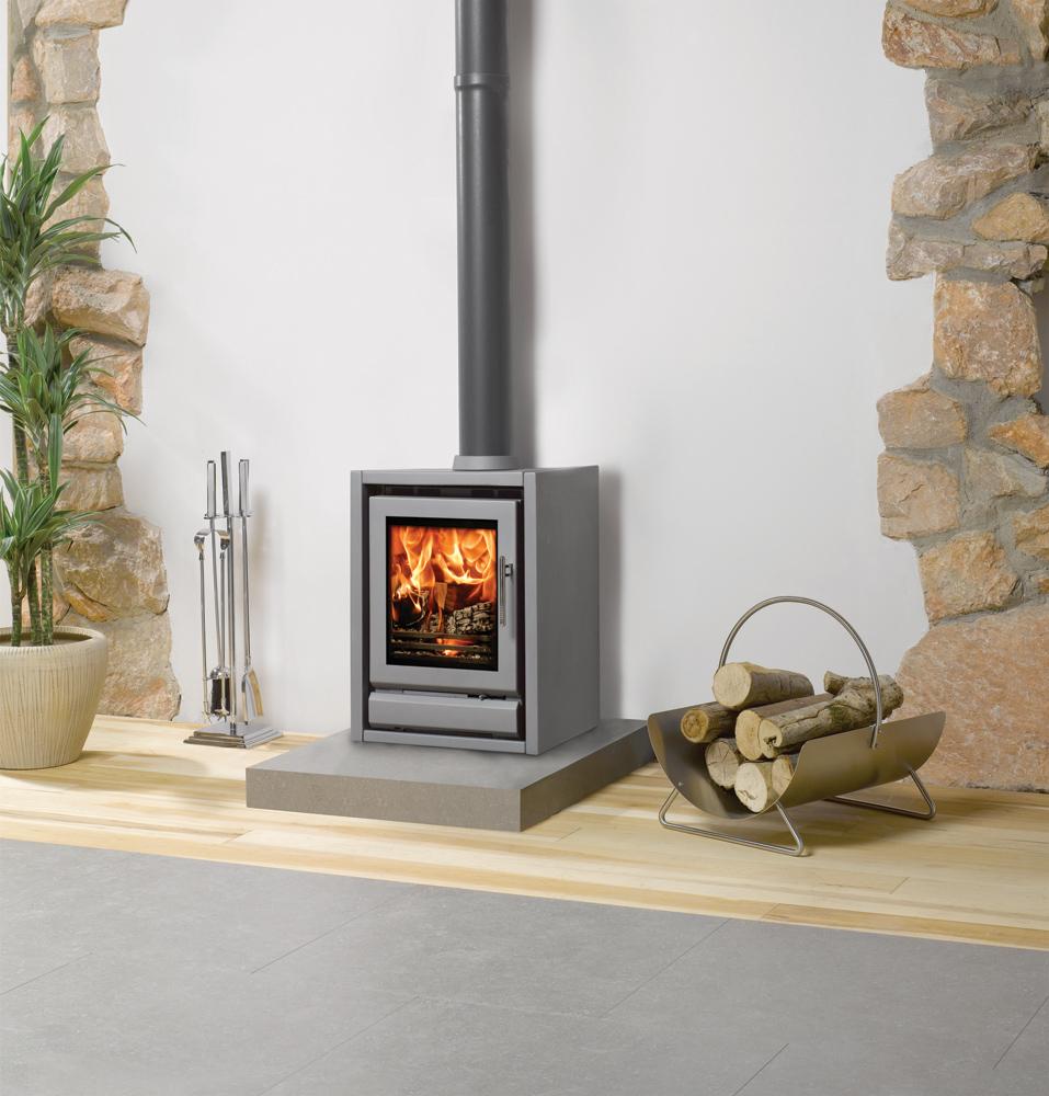 Riva F40 Freestanding Wood Burning Stoves amp Multi fuel