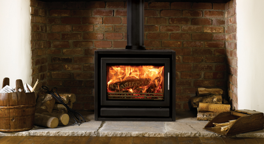 Riva F66 Wood Burning Amp Multi Fuel Freestanding Stoves