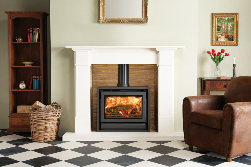 Riva F66 Wood Burning Multi Fuel Freestanding Stoves