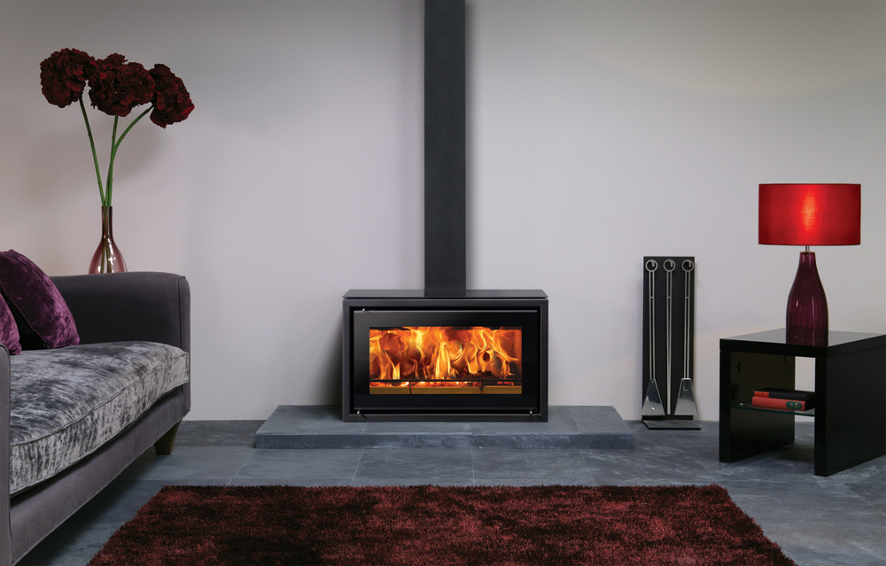 studio 1 freestanding wood burning stove stovax stoves. Black Bedroom Furniture Sets. Home Design Ideas
