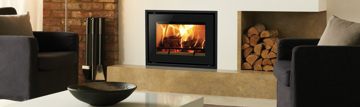 With clean lines and an emphasis on giving you stunning views of rolling flames and glowing embers