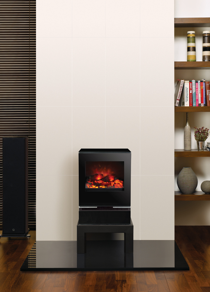Vision Electric Stoves - Gazco Contemporary Stoves
