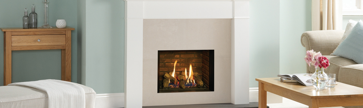 Gas Fireplace Pictures Stone Heritage Hearths Masonry