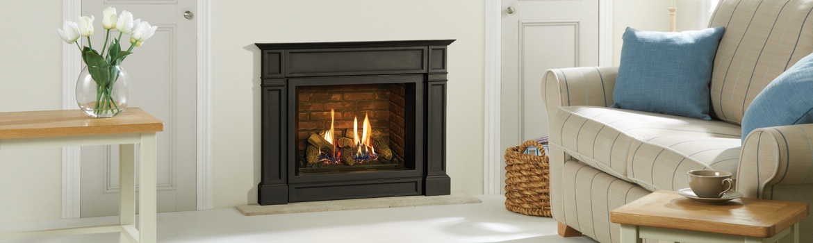 Designed to fit a variety of fireplace openings