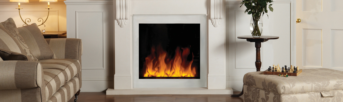 Riva2 Electric Inset Fires Gazco Fireplaces