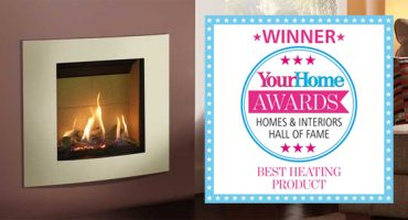 Gazco wins Best Heating Product at the Your Home Awards