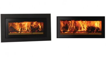 Studio Inset Wood Burning Fires