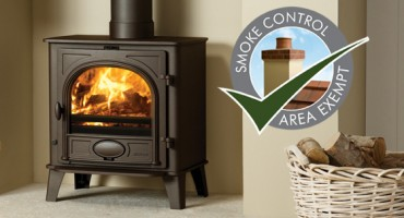 Free Smoke Control Kits Available with Stockton Stoves!