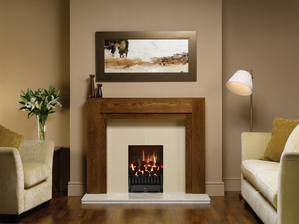 Gas Fireplace gas fireplace box : Spanish Front Inset Gas Fires from Gazco Fires