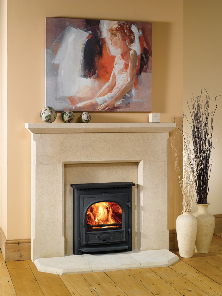 Stockton 7 Wood Burning Amp Multi Fuel Inset Convector Stoves