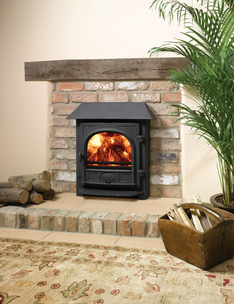 Stockton 7 Wood Burning Multi Fuel Inset Convector Stoves