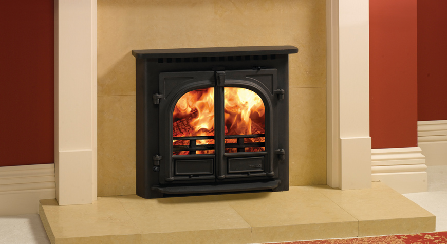 Stockton 8 Wood Burning Amp Multi Fuel Inset Convector Stoves