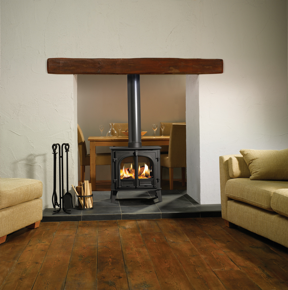 Stockton Double Sided Wood Burning Amp Multi Fuel Stoves