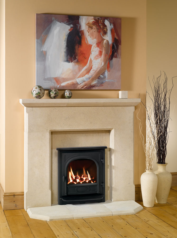 Stockton Inset Gas Fires From Gazco