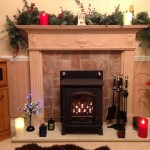 """Truly homely and cosy fire"""
