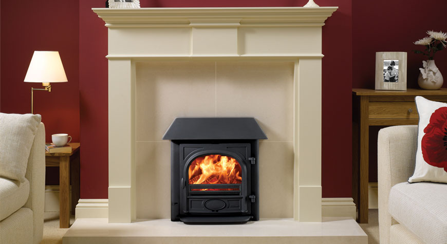 Stockton Milner Wood Burning Amp Multi Fuel Stovax Stoves