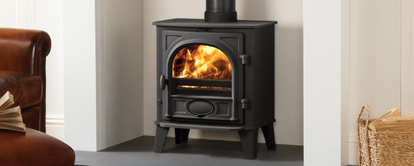 Stockton 5 multi-fuel stove