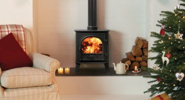 Wood burning gives a warm welcome this Christmas
