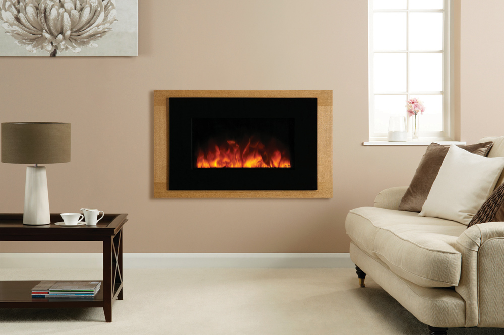 Studio Electric E-Motiv Wall Mounted Fires