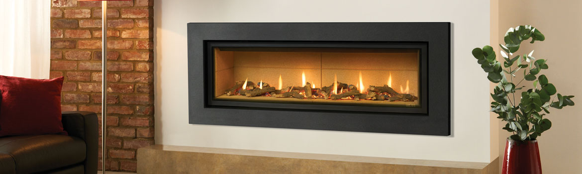 Stylish Studio gas fires for your home
