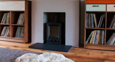 Stovax Heating Group features on George Clarke's Old House, New Home