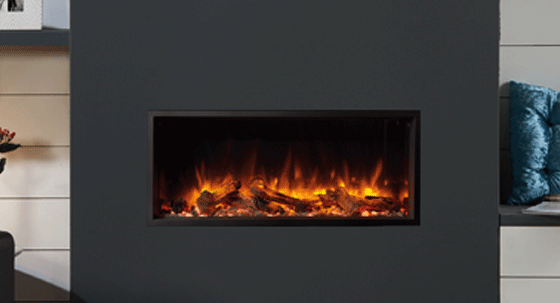 What should you consider when buying a stove or fire?