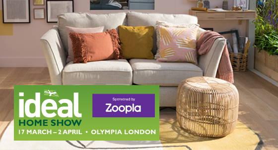 Stovax features in Ideal Home Show 2018