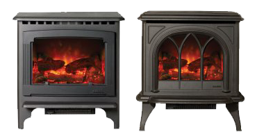 Traditional Electric Stoves
