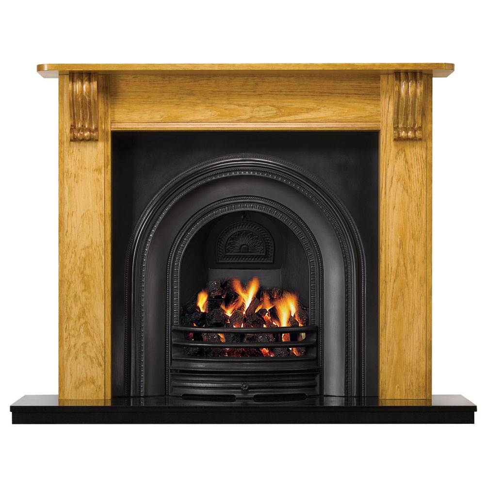 Stovax victorian wood mantel stovax mantels - Mantelpieces fireplaces ...