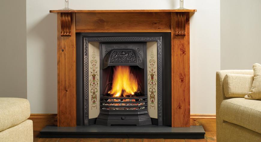 Stovax Victorian Wood Mantel - Stovax Mantels