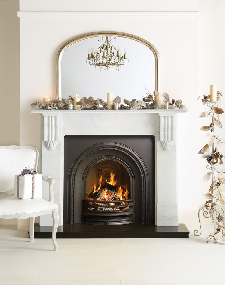Stovax victorian corbel stone mantel stovax mantels - Choosing the right white electric fireplace for you ...